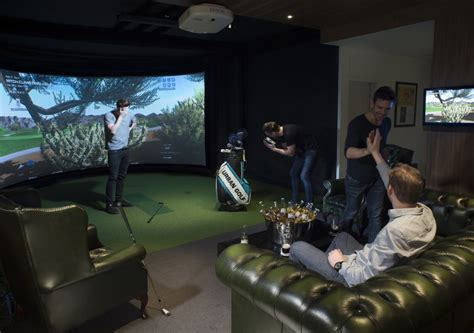 home golf simulators by aboutgolf europe