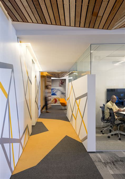 design graphics room inside autodesk s new san francisco offices office snapshots
