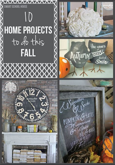 projects for the fall smart school house