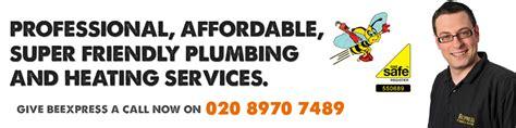 plumbers beexpress plumbing and heating