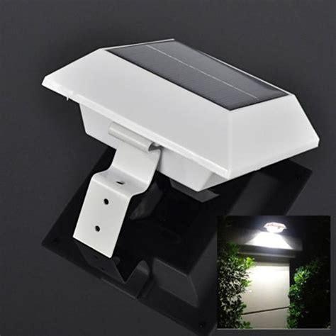 pir motion sensor 150lm super bright solar led outdoor