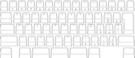 keyboard layout us english table for ibm arabic keyboard layouts