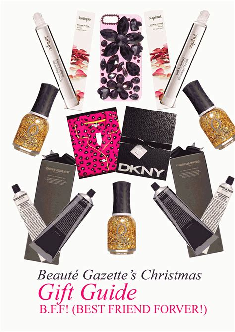 presents to get your best friend for christmas beaut 233 gazette gift guide b f f best friend forever