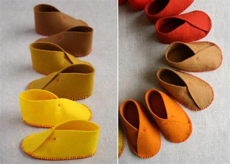 diy felt baby shoes felt baby shoes diy alldaychic
