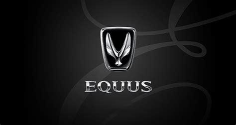hyundai equus logo equus logo design hyundai premium brand logoblink
