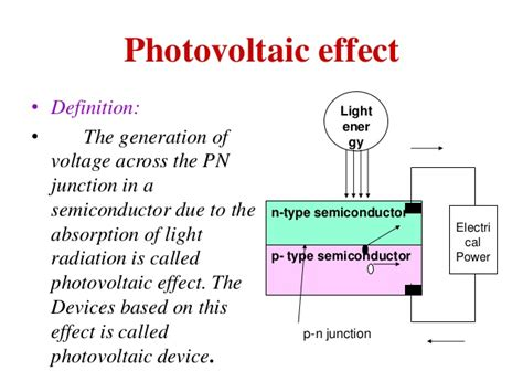 pn junction diode solar cell solar cells or photo voltoic cells