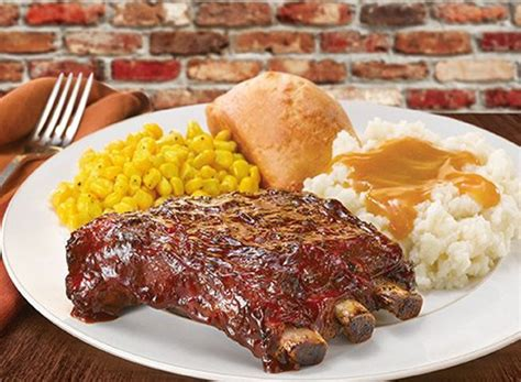 Calories In Half Rack Of Ribs by Calories In Ribs Half Rack