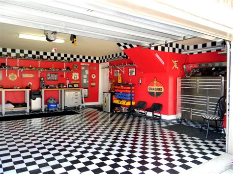 Garage Makeover Pictures by 7 Garage Makeovers Via Redfin