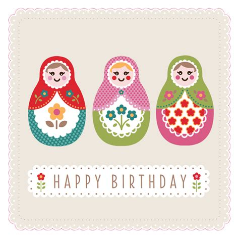 printable birthday cards in russian creativejuice a few of my greeting card designs