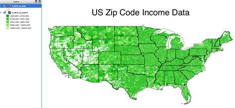 us zip code map where to find the most current us zip code income data cubit s