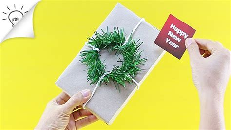 Handmade Gift Wrapping Ideas - 7 diy gift wrapping ideas