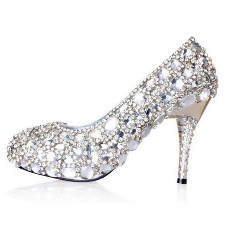 high heels glasses glass high heels