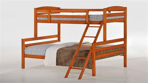 bunk beds with on bottom single top bottom wooden bunk bed homegenies