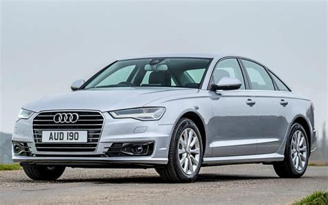 Review Of Audi A6 by Audi A6 Review One Of The Quietest Cars On Sale