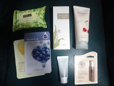 Thefaceshop Herb Day Cleansing Wipes pas sosyal product vs product pvp the shop herb