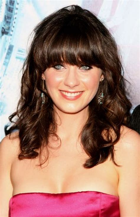 Medium Length Hairstyles 2017 With Bangs by Hairstyles Medium Length Hairstyles For 40