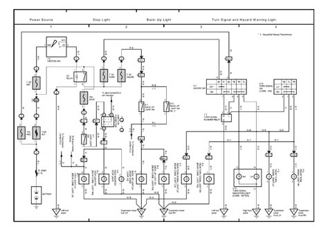 repair guides overall electrical wiring diagram 2004