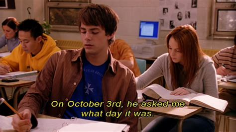 October 3rd Meme - mean girls subtitles i m sorry i had to freecocaine