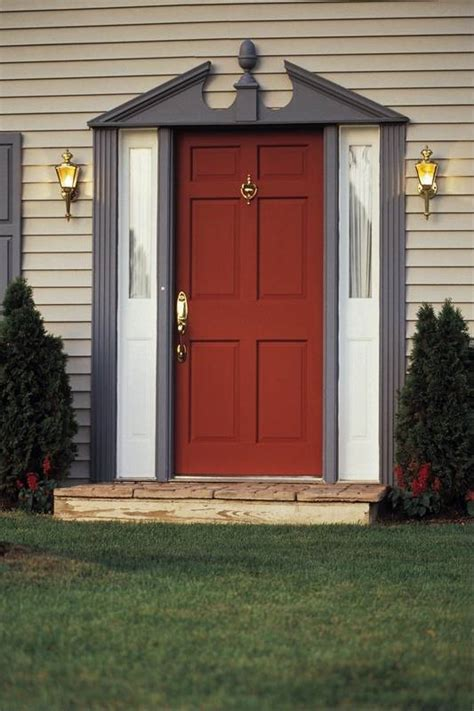 How To Replace Front Door by How To Replace Front Door With Sidelights