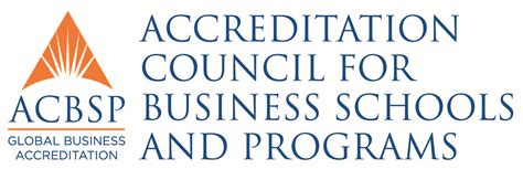 Accredited Mba Schools by Acbsp Accreditation Council For Business Schools And Programs