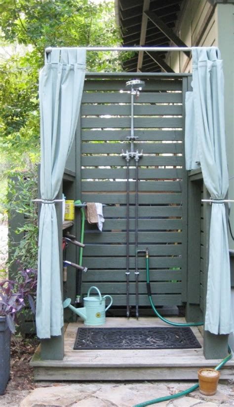 Out Door Showers 30 Cool Outdoor Showers To Spice Up Your Backyard Architecture Design