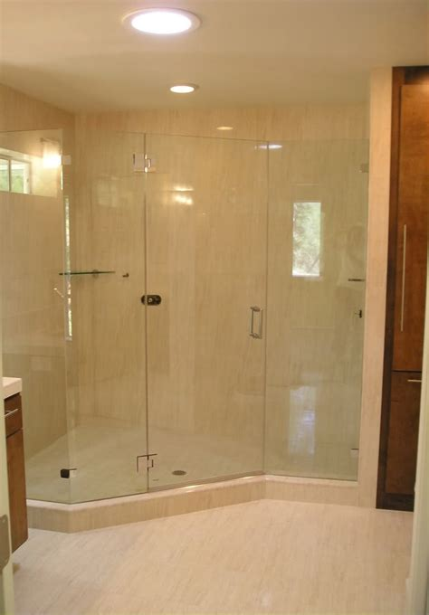 Walkin Shower by Walk In Shower Enclosure Your Model Home
