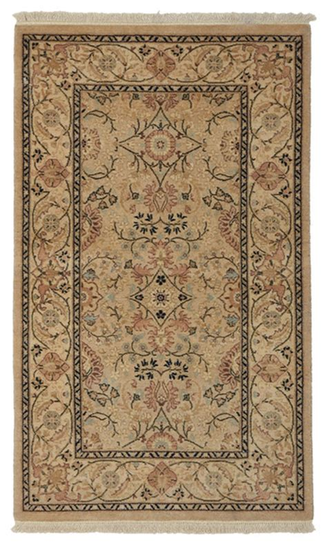 3x5 wool rug mogul wool area rug beige 3x5 traditional area rugs by rugs