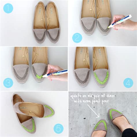 diy shoes makeover lovely budget friendly diy shoes makeovers