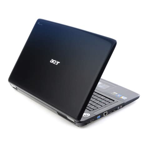 acer aspire 8735g notebook acer aspire 8735g 664g50mn 18 4 quot fhd t6600 4gb