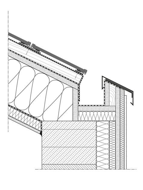 innenliegende dachrinne innenliegende kastenrinne detail olegoff