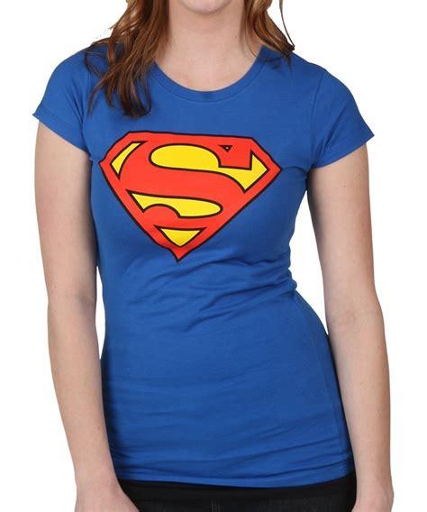 T Shirt Superman womens superman t shirt