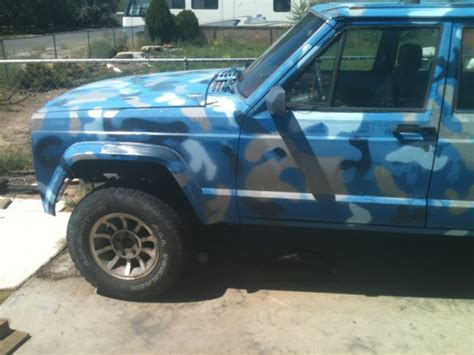 blue camo jeep 1985 xj blue camo page 7 jeep forum