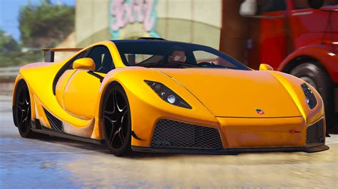 Auto Tuning A Sport by Gta Spano Add On Tuning Auto Spoiler Gta5 Mods