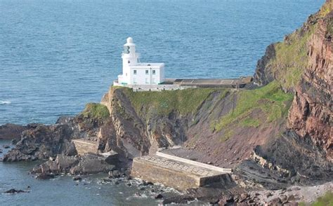 Height Of A Kitchen Island Hartland Point Lighthouse Tower Amp Keeper S House For Sale