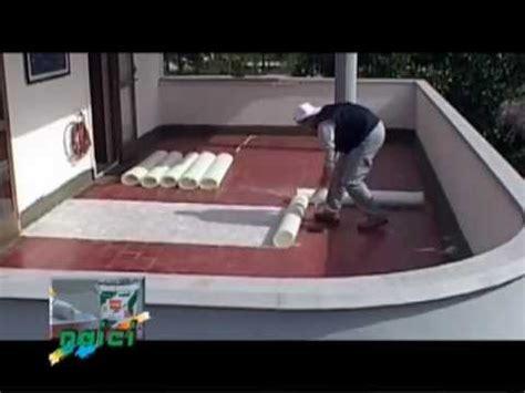 guaina per terrazzi calpestabile cemenguaina guaina liquida impermeabilizzante naici