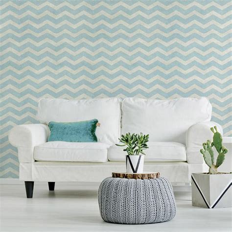 WallsNeedLove Wall Decals, Easy Stripes, Removable