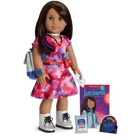 luciana american of the year 2018 book 1 books luciana doll book and accessories who is american