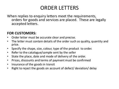 business letter ordering goods sle importantbusinessletters 150517184446 lva1 app6892 1