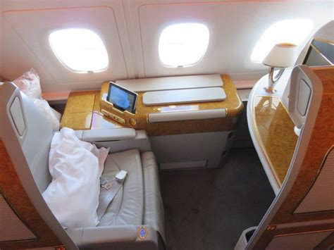emirates a380 first class emirates airbus a380 first class flight review airlines