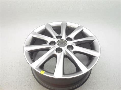 2010 camry rims ebay oem 2010 2011 toyota camry hybrid 16 quot alloy wheel rim 10