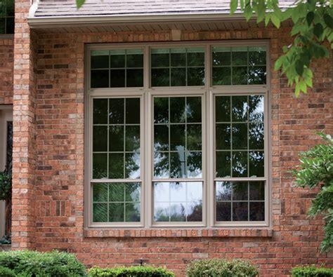 beige tan almond vinyl windows home decorating st louis vinyl replacement windows by wilke window