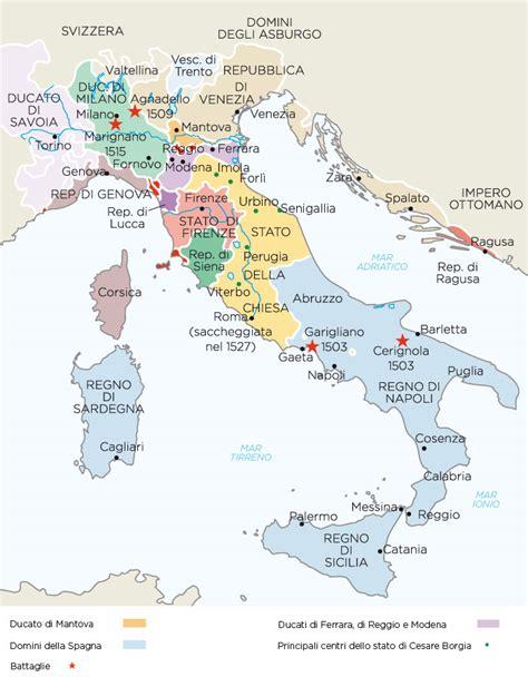 Italian L by Storiadigitale Zanichelli Linker Mappastorica Site