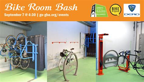 Bike Rooms by Bike Room Bash Rescheduled For October 11 Green Building