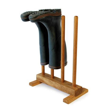 boot rack oak wellington boot rack 2 pair boot and saw