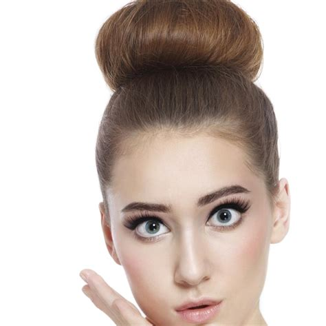 Bun Hairstyles by Amazingly Hair Bun Styles That Ll Make You Look