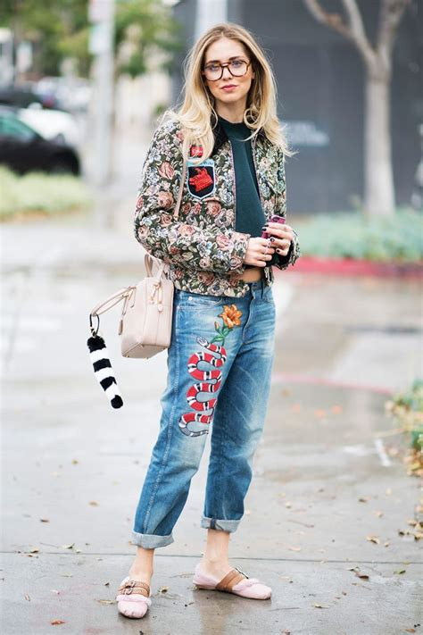 these 20 gucci looks will give you so many ideas style gucci denim
