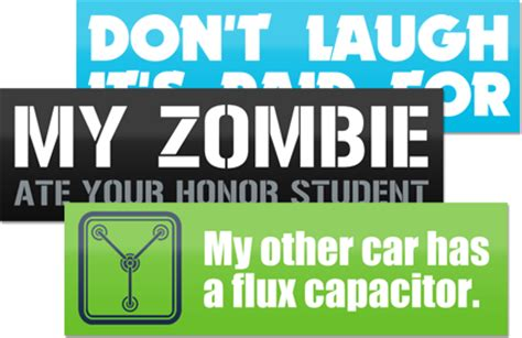 Make A Family Bumper Sticker