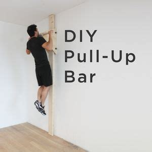 tutorial dance pull up ben uyeda shows you how to make your own diy pull up bar