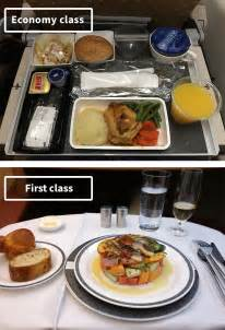 batik air food airline food economy vs first class 10 pics bored panda