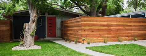 Front Yard Fences For Dogs - 4 ways to design a modern fence